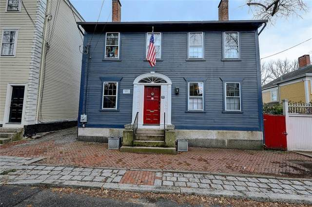 29 Thayer Street, East Side of Providence, RI 02906 (MLS #1250797) :: The Seyboth Team
