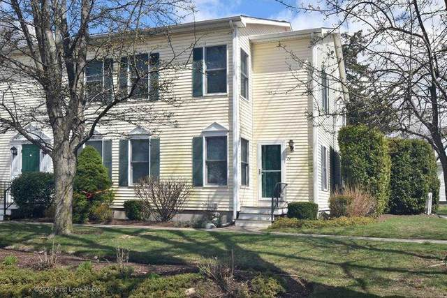 153 High Street #24, Westerly, RI 02891 (MLS #1250839) :: Spectrum Real Estate Consultants