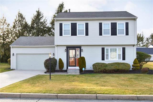 51 Hollyhock Drive, Cranston, RI 02920 (MLS #1250885) :: The Mercurio Group Real Estate