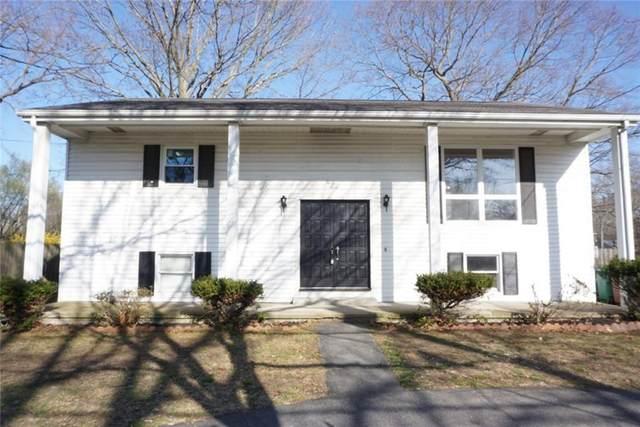 34 Custer Street, Warwick, RI 02889 (MLS #1250919) :: Westcott Properties