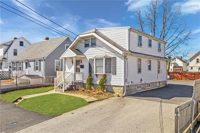 105 Magnolia Street, Cranston, RI 02910 (MLS #1250989) :: Bolano Home