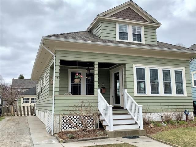 92 Shirley Boulevard, Cranston, RI 02910 (MLS #1250998) :: The Mercurio Group Real Estate