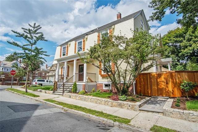 44 University Avenue, East Side of Providence, RI 02906 (MLS #1251100) :: The Seyboth Team