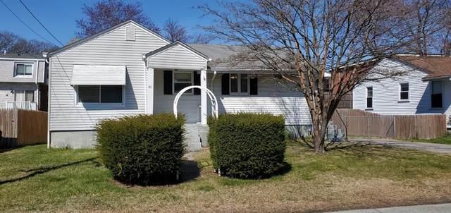 21 Belmore Road, North Providence, RI 02904 (MLS #1251122) :: The Martone Group
