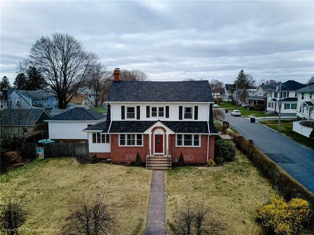 100 High Service Avenue, North Providence, RI 02911 (MLS #1251127) :: The Martone Group