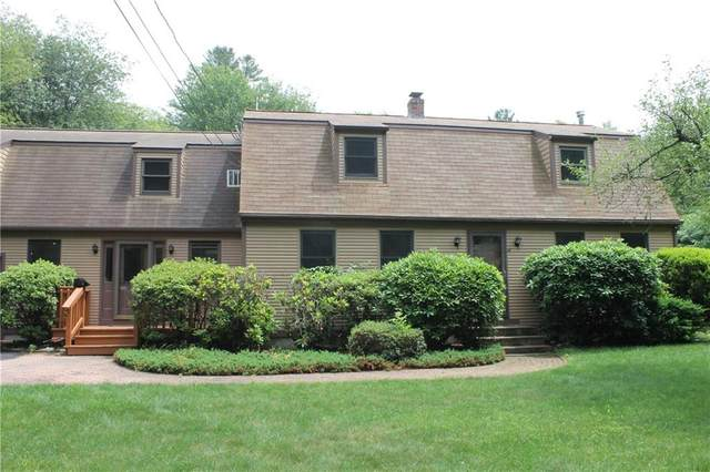 469 Barbers Pond Road, South Kingstown, RI 02892 (MLS #1251143) :: Spectrum Real Estate Consultants