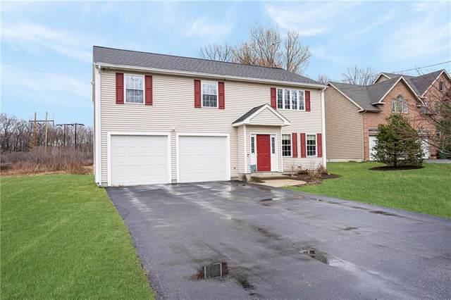 58 Robinson Avenue, Attleboro, MA 02703 (MLS #1251179) :: Spectrum Real Estate Consultants