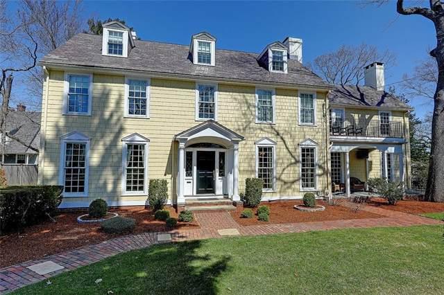 284 President Avenue, East Side of Providence, RI 02906 (MLS #1251203) :: Spectrum Real Estate Consultants