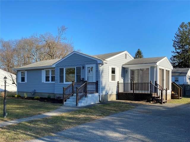 88 Dixie Avenue, Warwick, RI 02889 (MLS #1251230) :: The Mercurio Group Real Estate