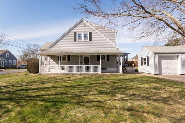 170 Wendell Road, Warwick, RI 02888 (MLS #1251233) :: The Martone Group