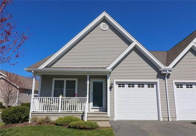 500 Mendon Road #24, Cumberland, RI 02864 (MLS #1251239) :: The Mercurio Group Real Estate