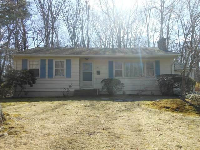 50 Pole Bridge Road, Scituate, RI 02857 (MLS #1251256) :: Spectrum Real Estate Consultants