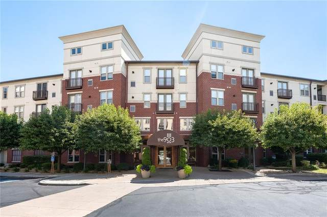 1000 Providence Place #411, Providence, RI 02903 (MLS #1251258) :: Spectrum Real Estate Consultants
