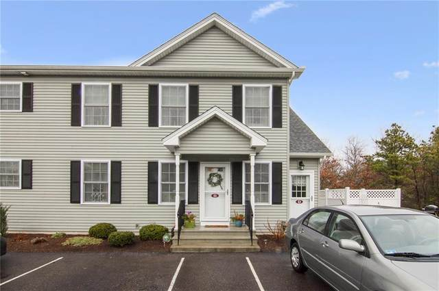 14 Josephine Drive 7B, Charlestown, RI 02813 (MLS #1251275) :: Spectrum Real Estate Consultants