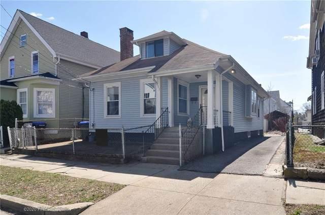 260 California Avenue, Providence, RI 02905 (MLS #1251329) :: The Martone Group