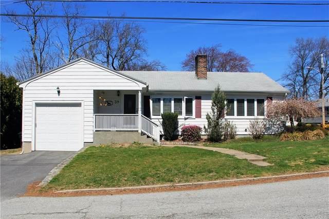39 Towanda Drive, North Providence, RI 02911 (MLS #1251351) :: Anchor Real Estate Group