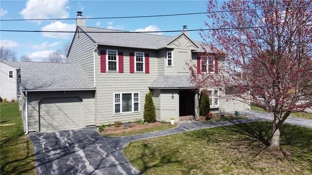 16 Nipmuc Trail A, North Providence, RI 02911 (MLS #1251385) :: Anchor Real Estate Group