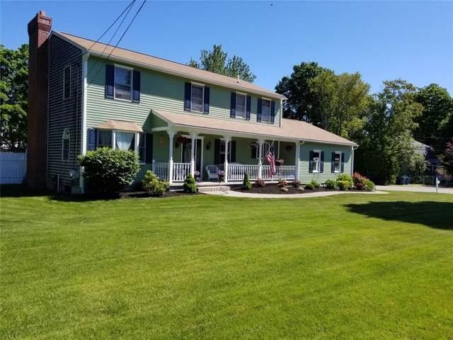 199 Ives Road, Warwick, RI 02818 (MLS #1251409) :: Anchor Real Estate Group