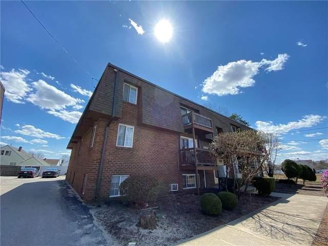 12 Josephine Street #104, North Providence, RI 02904 (MLS #1251421) :: Anchor Real Estate Group