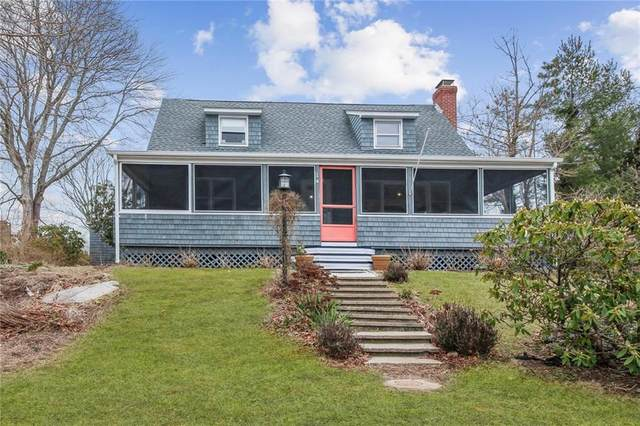 14 Beach Drive, Stonington, CT 06355 (MLS #1251655) :: Anytime Realty