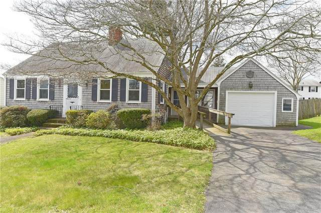 95 Cushman Avenue, East Providence, RI 02914 (MLS #1252023) :: Edge Realty RI