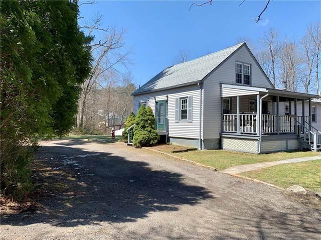 357 Rocky Hill Road, Scituate, RI 02857 (MLS #1252889) :: Spectrum Real Estate Consultants