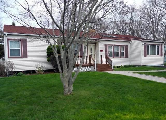 48 Dudley Avenue, Newport, RI 02840 (MLS #1253079) :: Edge Realty RI