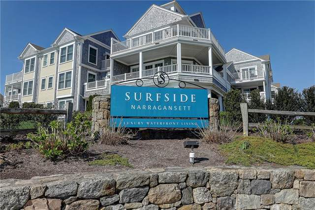 20 Narragansett Avenue #503, Narragansett, RI 02882 (MLS #1253107) :: Edge Realty RI