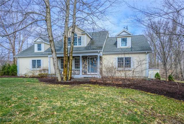 14 Fuller Street, Rehoboth, MA 02769 (MLS #1253168) :: The Mercurio Group Real Estate