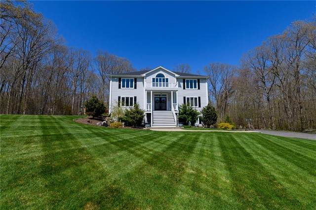 9 Mahoney Drive, Scituate, RI 02831 (MLS #1253310) :: Spectrum Real Estate Consultants