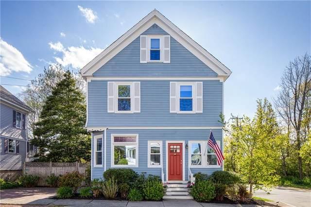 114 Second Street, Newport, RI 02840 (MLS #1253521) :: Edge Realty RI