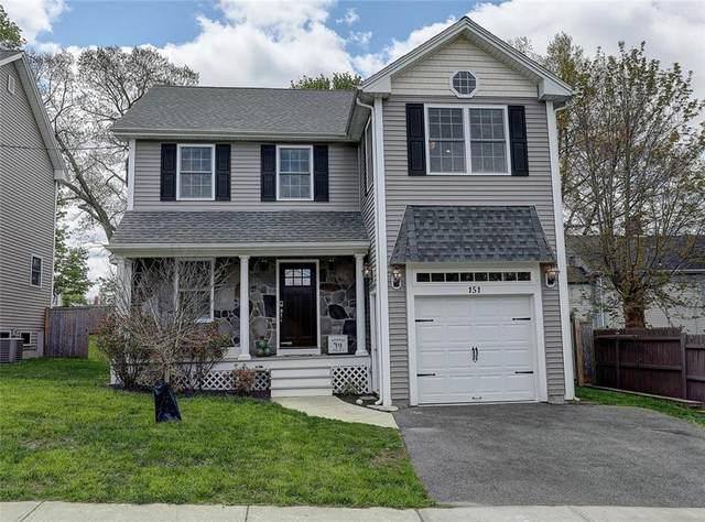 151 Pleasant Street, East Side of Providence, RI 02906 (MLS #1253524) :: The Mercurio Group Real Estate