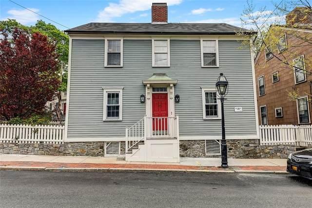 405 Benefit Street, East Side of Providence, RI 02906 (MLS #1253688) :: Onshore Realtors