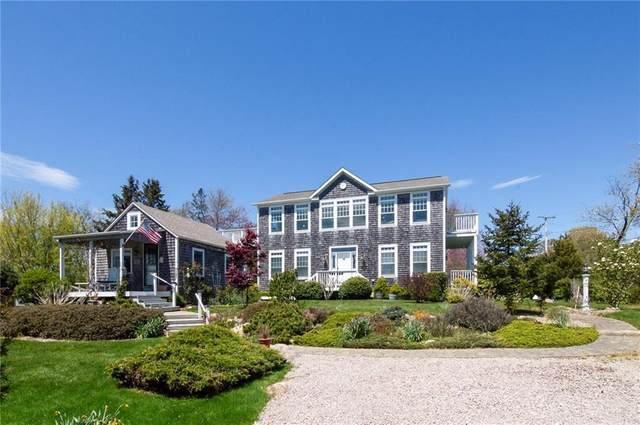 100 Pond Street, Charlestown, RI 02813 (MLS #1253832) :: Edge Realty RI