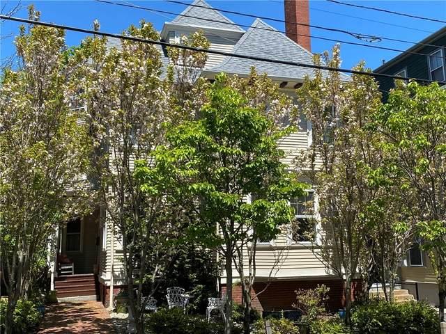 8 Barnes Street, East Side of Providence, RI 02906 (MLS #1253834) :: Onshore Realtors