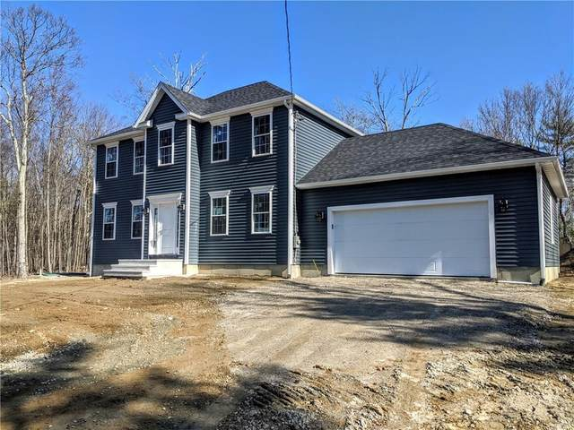 4 Carriage Hill Lot 4 Road, Scituate, RI 02857 (MLS #1253881) :: Spectrum Real Estate Consultants