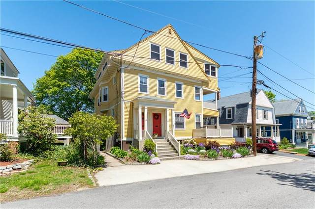 73 Bayside Avenue #2, Warwick, RI 02888 (MLS #1253901) :: Edge Realty RI
