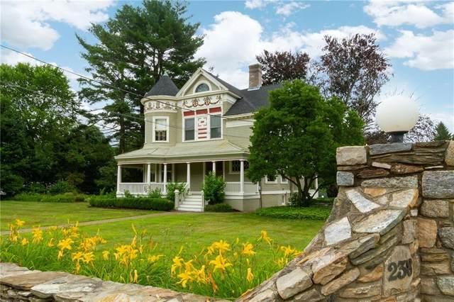 238 S Washington Street, North Attleboro, MA 02760 (MLS #1253944) :: The Mercurio Group Real Estate
