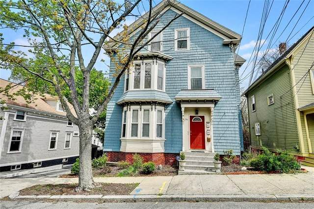 74 Woodbine Street #2, Providence, RI 02906 (MLS #1254047) :: The Mercurio Group Real Estate