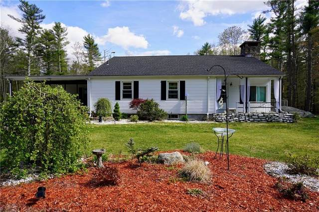 360 Matteson Road, Scituate, RI 02831 (MLS #1254072) :: Spectrum Real Estate Consultants