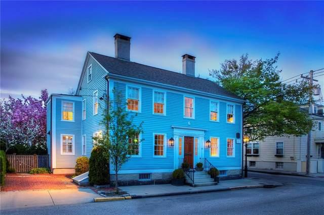 39 Elm Street, Newport, RI 02840 (MLS #1254080) :: Edge Realty RI