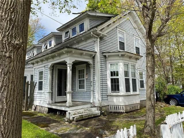 38 Dean Avenue, Johnston, RI 02919 (MLS #1254086) :: The Martone Group
