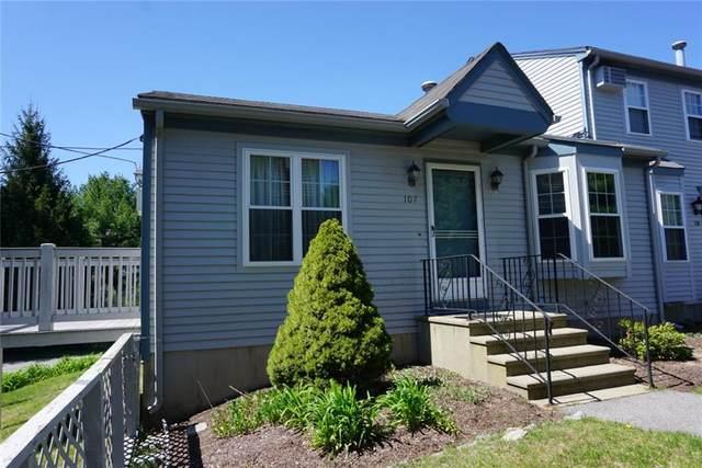 565 Quaker Lane #107, West Warwick, RI 02893 (MLS #1254147) :: The Mercurio Group Real Estate