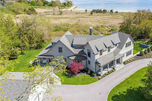 415 Poppasquash Road, Bristol, RI 02809 (MLS #1254229) :: The Martone Group