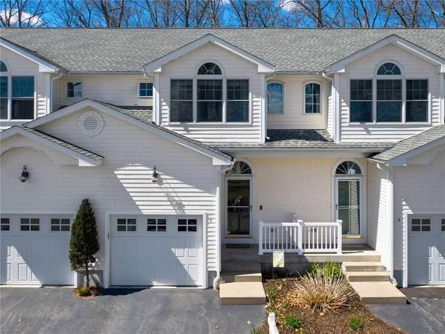 1 Santini Street J, North Providence, RI 02904 (MLS #1254319) :: Westcott Properties
