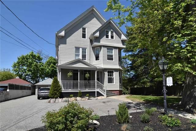 171 Arnold Avenue #3, Cranston, RI 02905 (MLS #1254354) :: Edge Realty RI