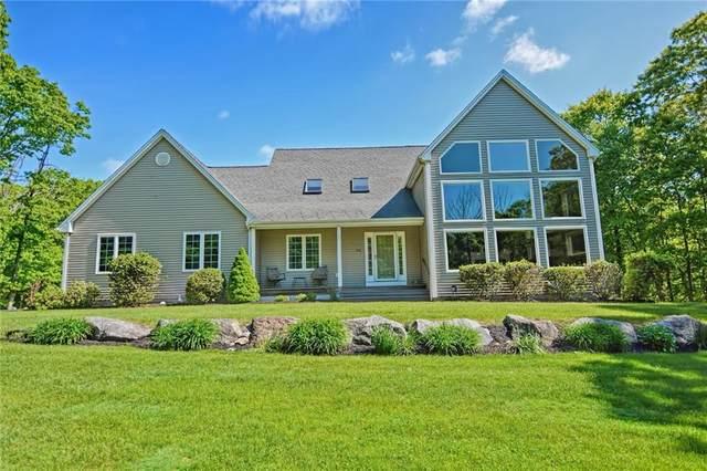 156 Staples Road, Cumberland, RI 02864 (MLS #1254396) :: The Mercurio Group Real Estate