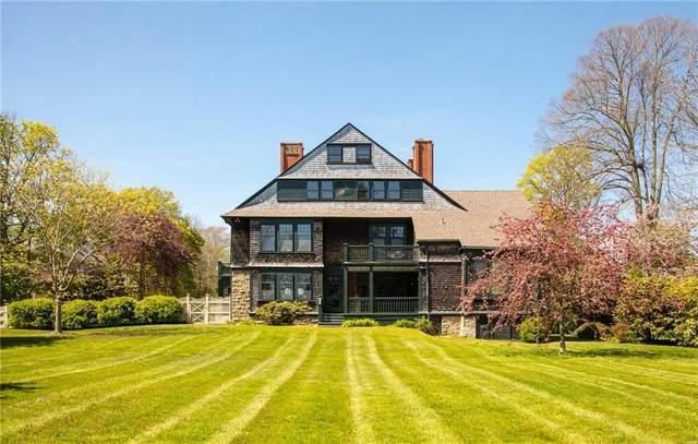 12 Sunnyside Place, Newport, RI 02840 (MLS #1254428) :: Edge Realty RI