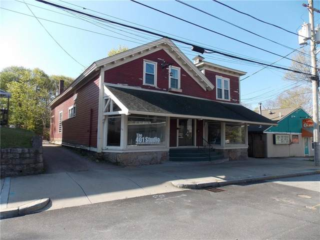 396 Main Street, South Kingstown, RI 02879 (MLS #1254470) :: The Martone Group