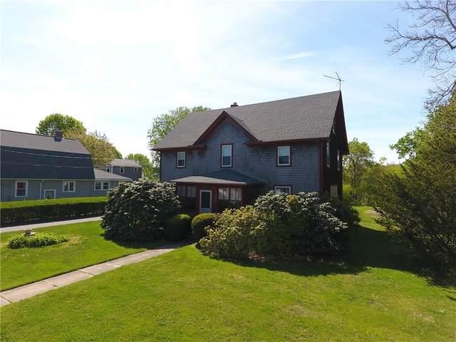 170 Silver Lake Avenue, South Kingstown, RI 02879 (MLS #1254477) :: The Martone Group